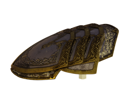 King Arthur shield