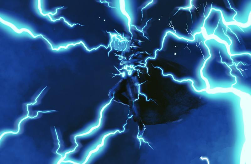 Thor Scene Recreation