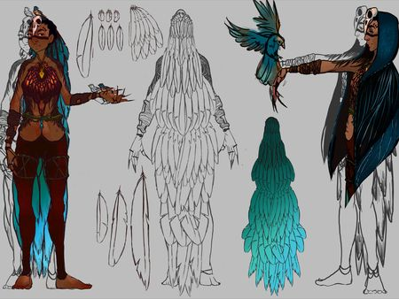~Flight~ Character Design