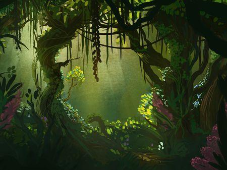 Character & Environment Visual Development