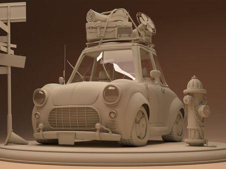 3D Modeling/3D Animation