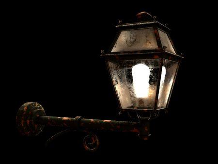 Street Lamp Prop