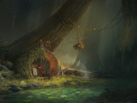 Collection of Concept Art