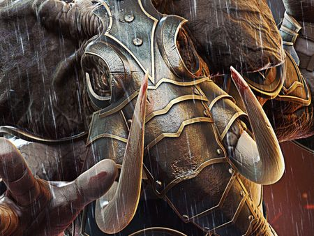 Loxodon - Dungeons and Dragons