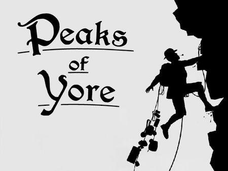 Peaks of Yore - A Peak-bagging Adventure