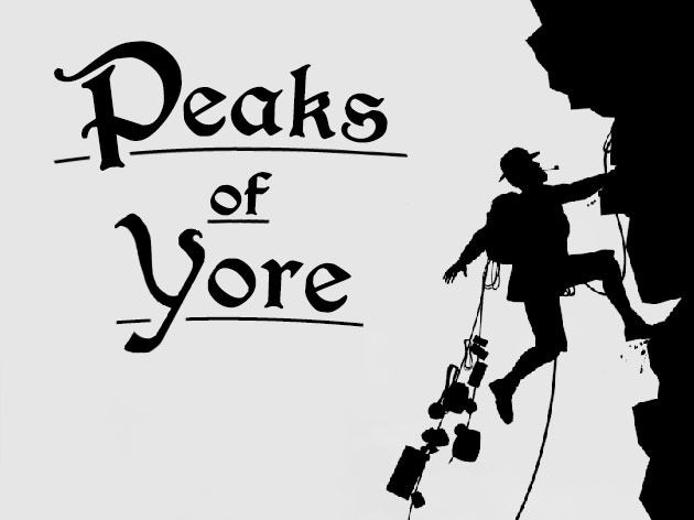 Peaks of Yore - A Peak-bagging Adventure