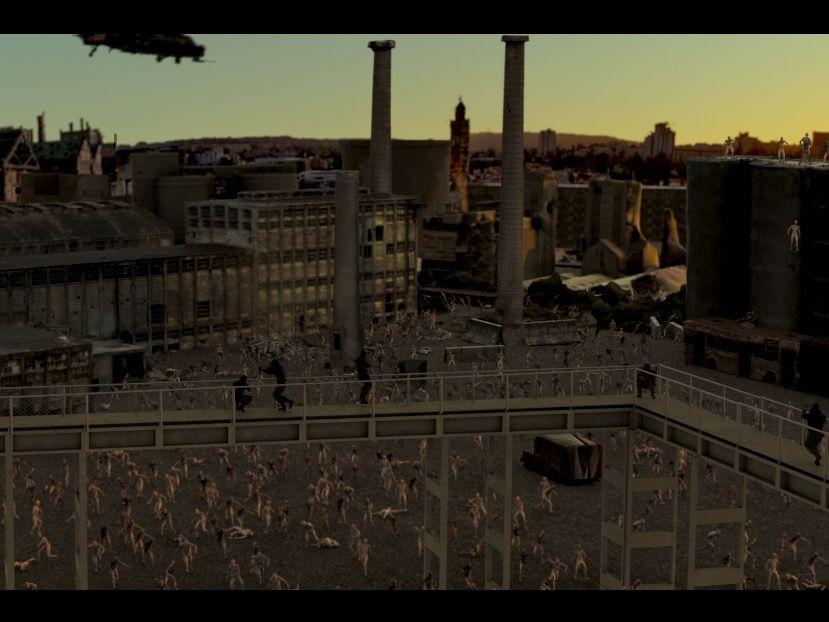 Andrea Asensi VFX Demo Reel