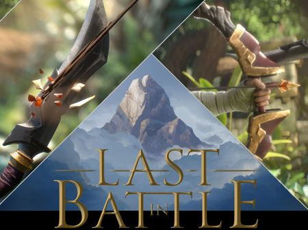 Last in Battle: Cinematic