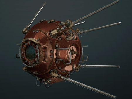 Underwater Steampunk Drone