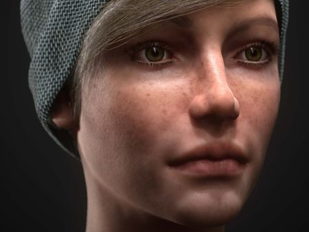 Creating Realistic Skin (Real Time)