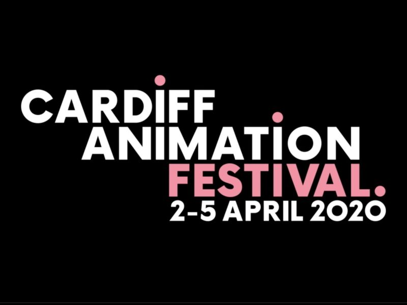 Cardiff Animation Festival Sting