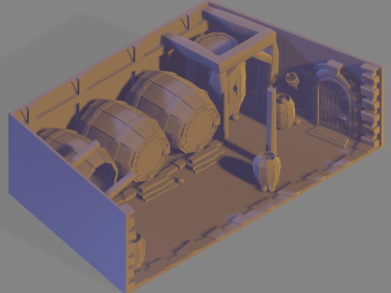 Luigi's Mansion 3 Low Poly Model