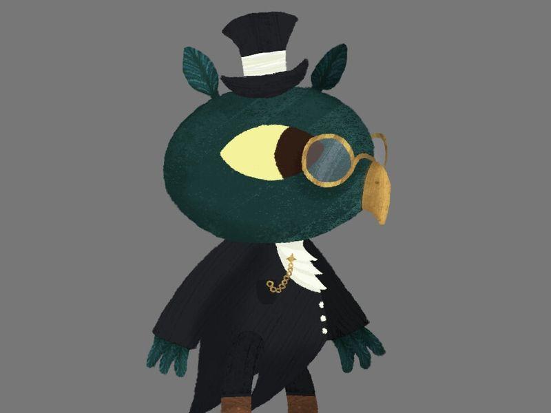 Rasmus Character Concept