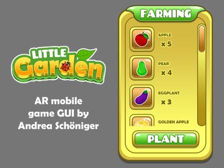 Little Garden GUI & Assets