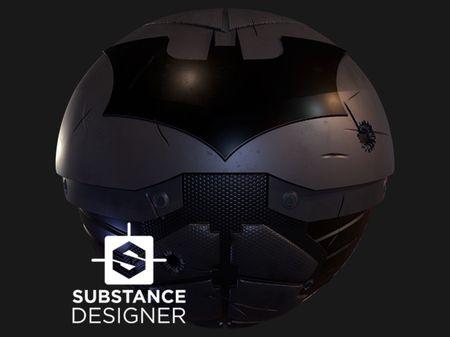 Superhero Series #1 - Batman