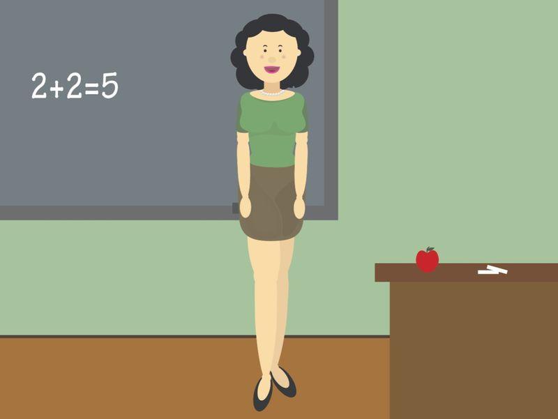Miss Math