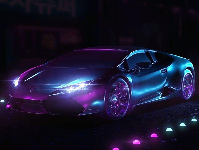 SciFi Lamborghini