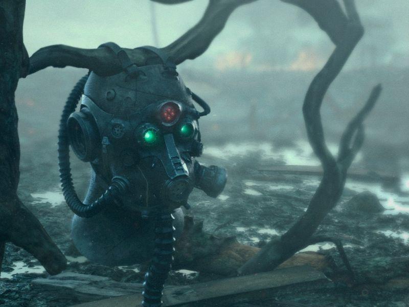 War Gas Mask