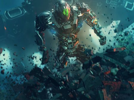 Lockdown - Transformers Age of Extinction