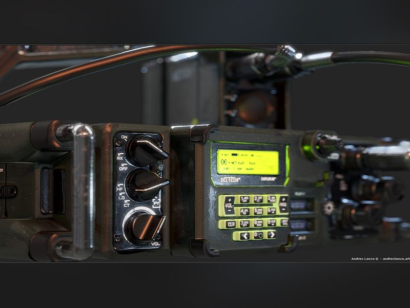 Tactical Radio