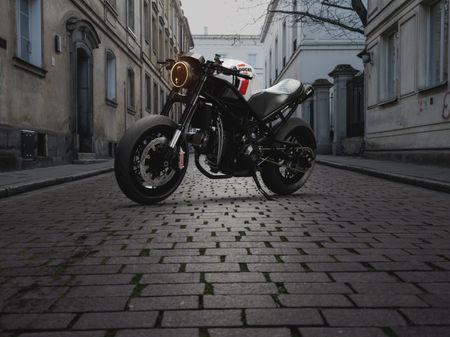Custom Naked Bike