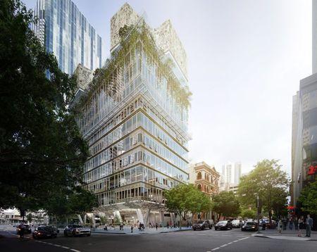 Architectural Visualisation - Oceania