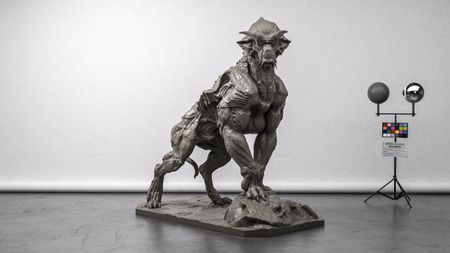 3D Concept Art