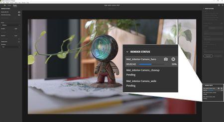 Adobe Substance 3D - Virtual Photography