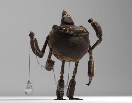 Knight Spider Animation Challenge