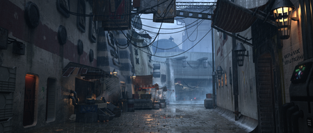 Alley Marketplace