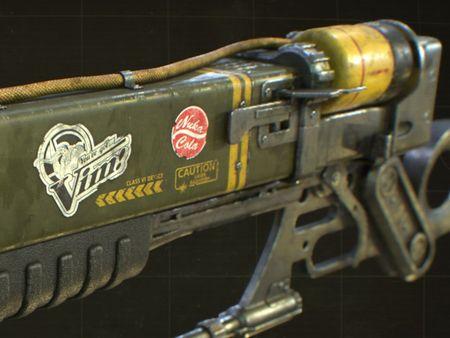 Fallout AER9 Laser Rifle