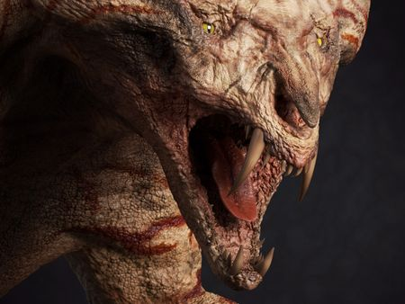 JENNY - DNEG Creature