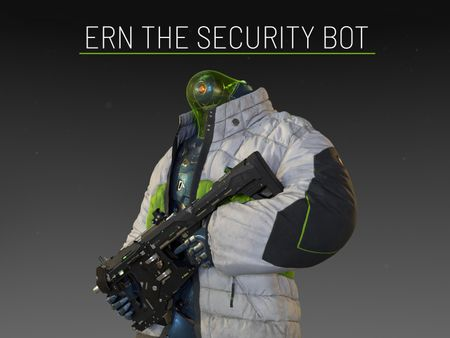 Ern the Security Bot