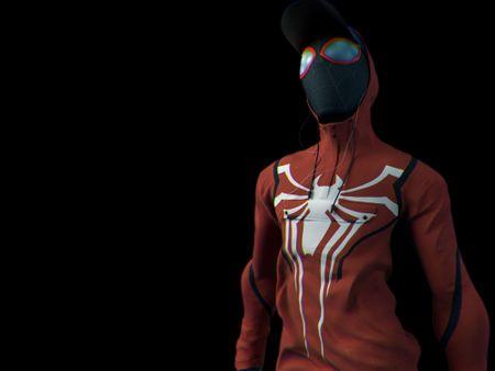 Urban Vancouver Spiderman