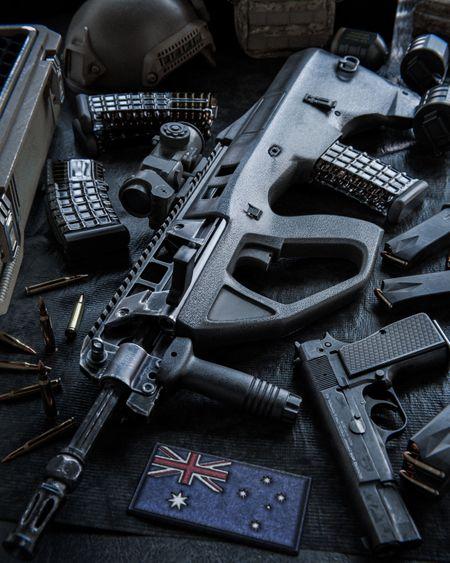 Australian Army Loadout