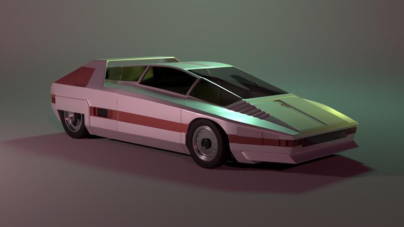 1976 Alfa Romeo Navajo