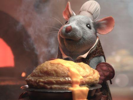 Rat Cook / Butterflies