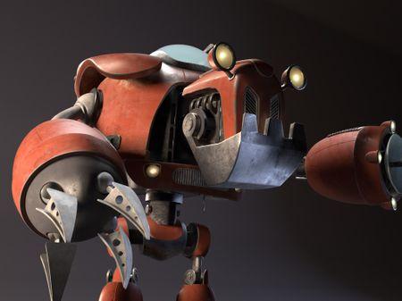Warbot - Mark 2
