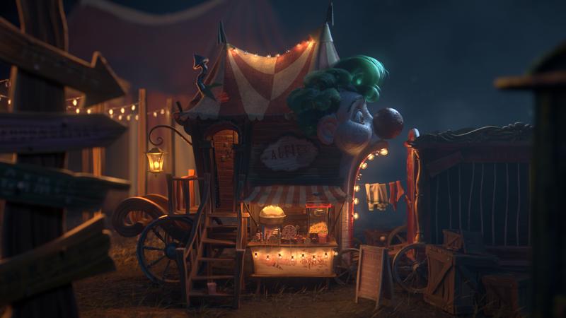 Alfie's Sweet Circus