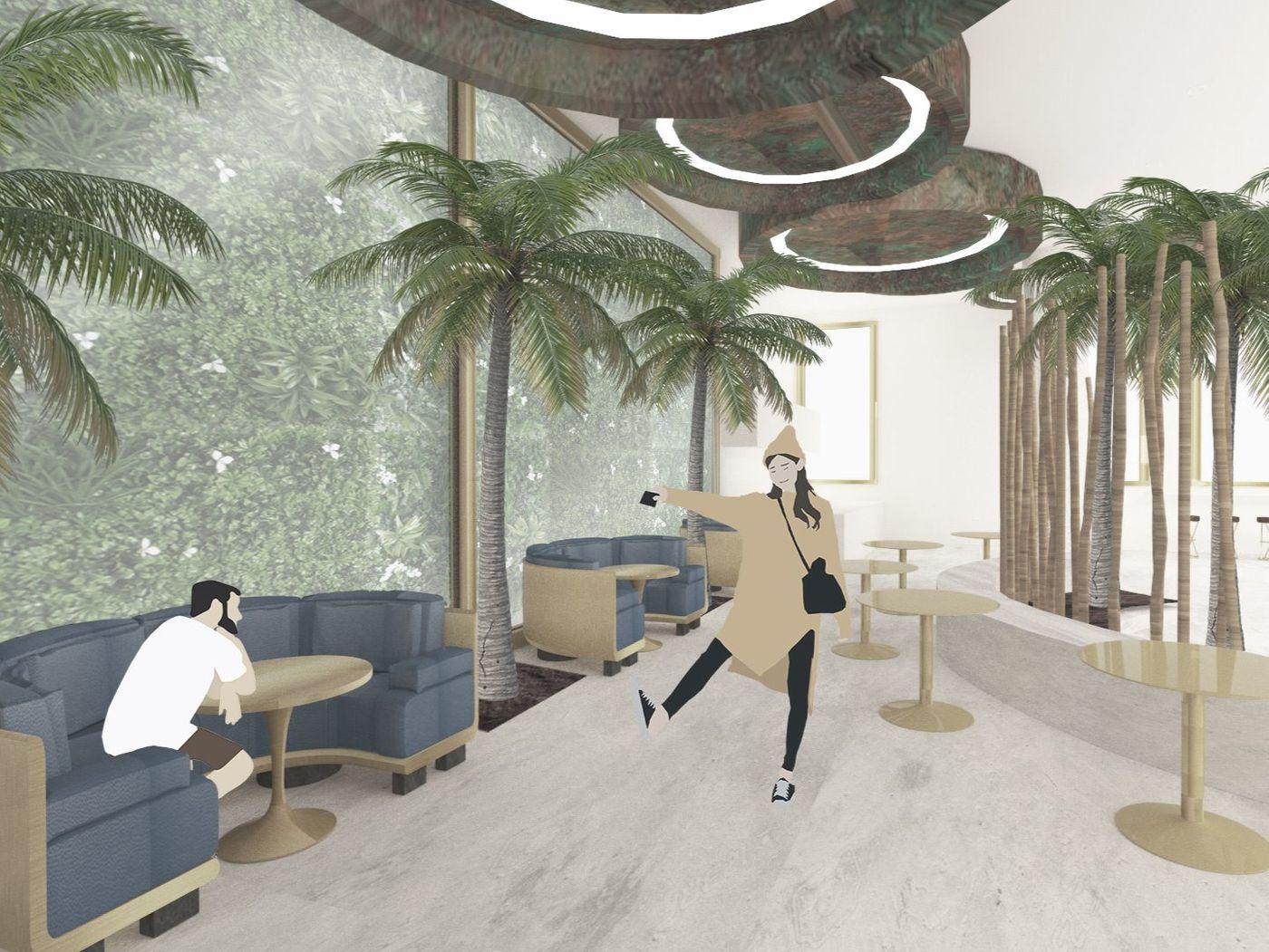 Hotel Design - Stella McCartney