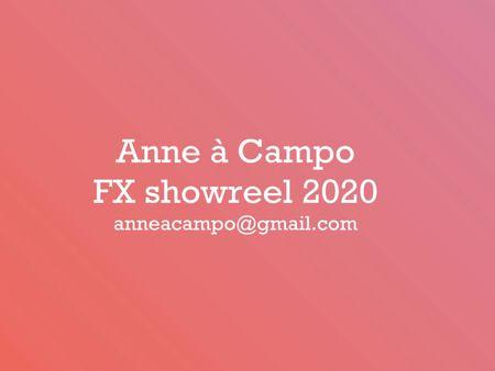 Showreel_june_2020
