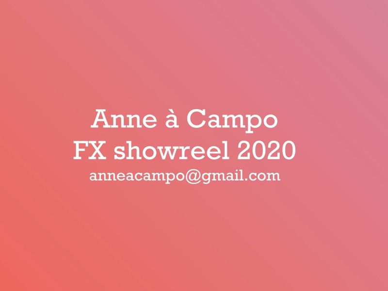 Showreel_june_2020
