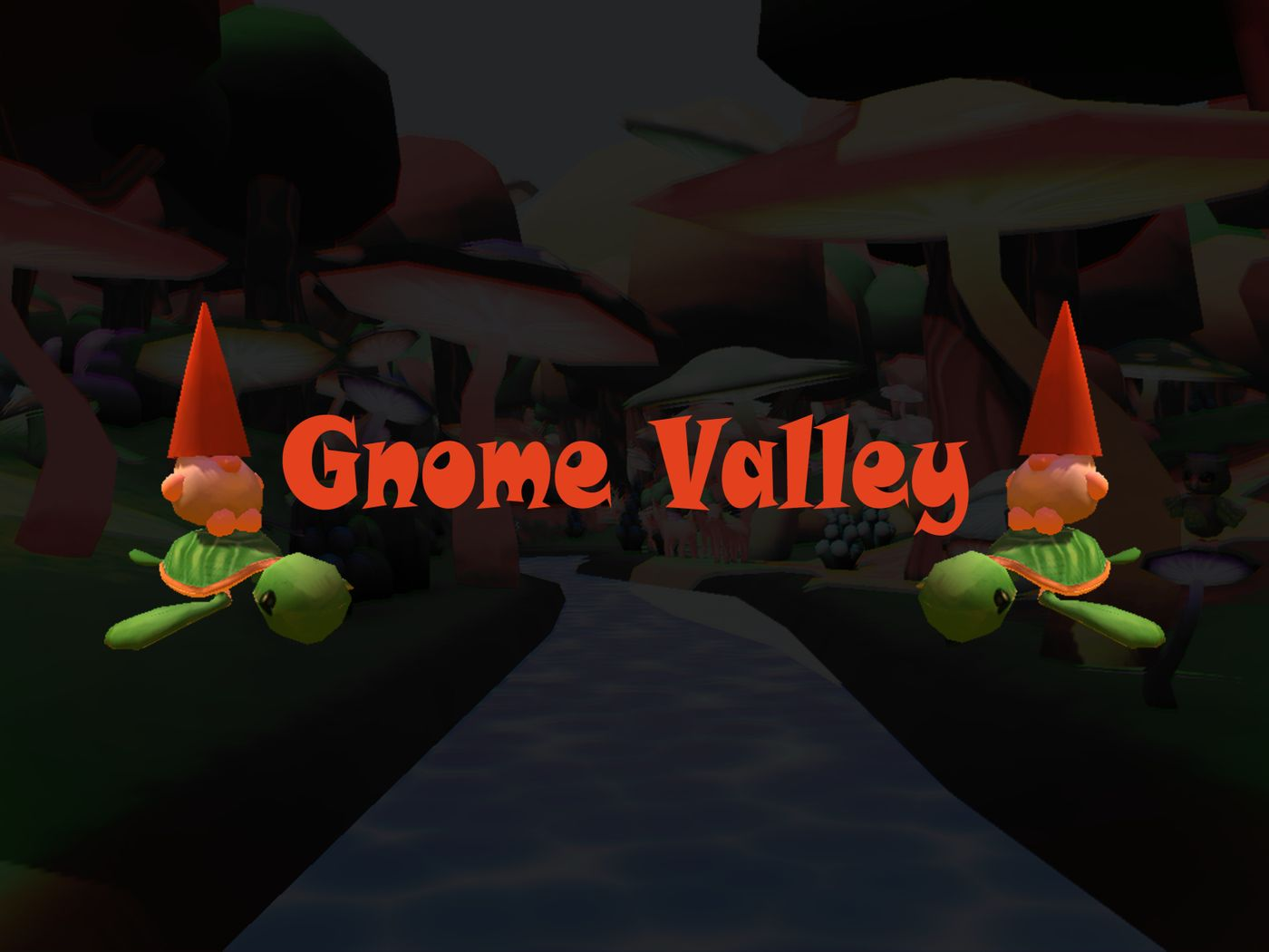 Gnome Valley - VR