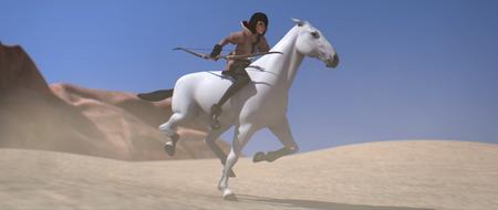Hunter Hunted - A 3D Animation Short
