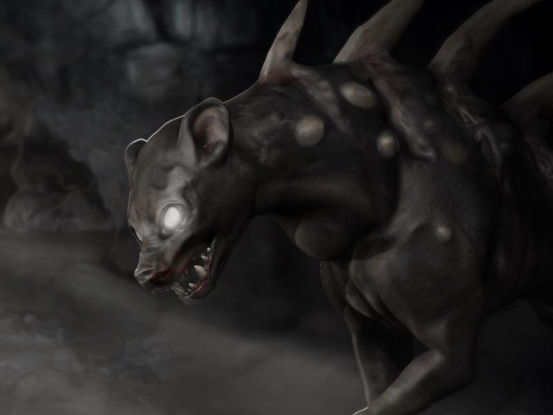 Hyena Mutant