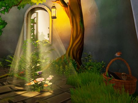 3D Environment art in Unreal Engine