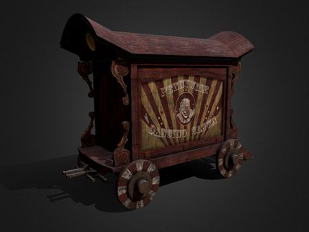 Pennywise's Wagon