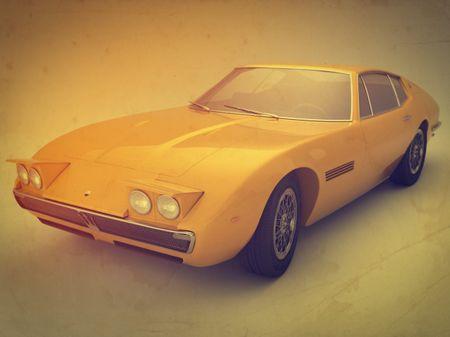 Maserati Ghibli from 1967