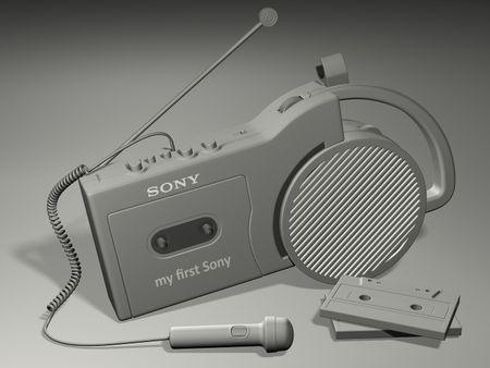 My First Sony cfm-2300