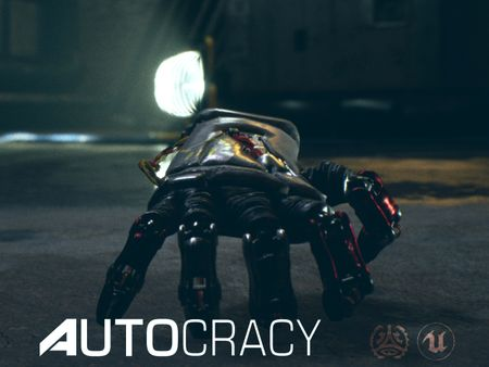AUTOcracy | Stealth Game
